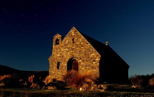 Church of the Good Shepherd, Lake Tekapo, NZ