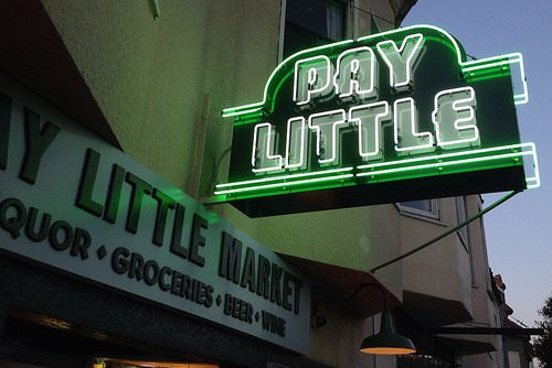 Pay Little