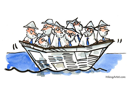 Experts at Sea