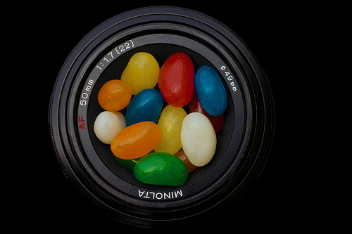 Jelly Bean Lens