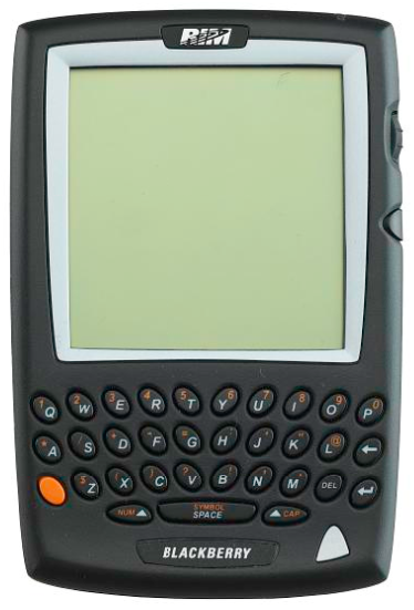 Blackberry model 957 Internet Edition