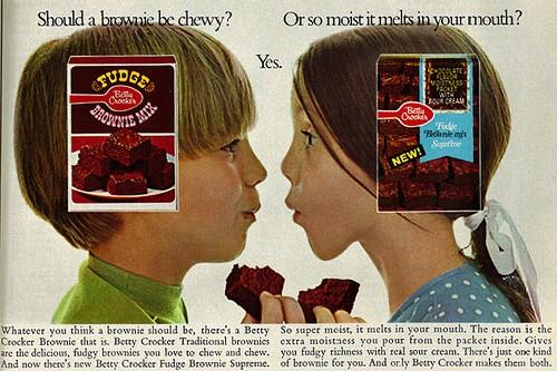 Betty Crocker Fudge Brownies