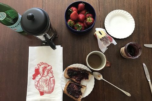 Breakfast with Heart
