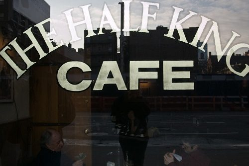 The Half King Cafe