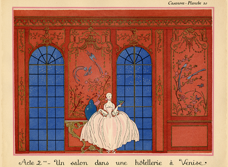 French Design, Georges Barbier