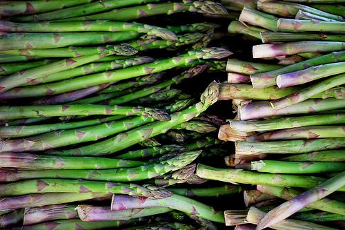 Santiago Farmers' Market Asparagus