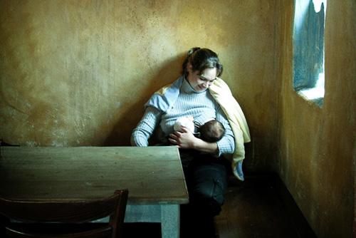 The Breastfeeding Lady