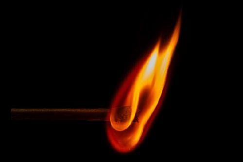Burn and Fade