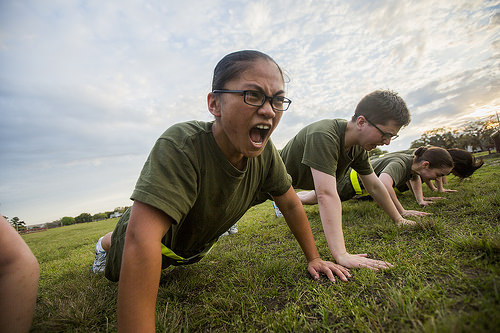 USMC Physical Training
