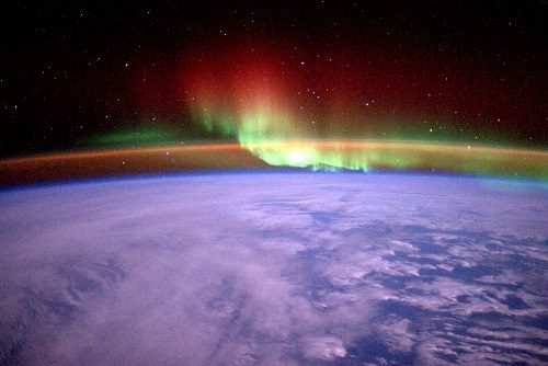 Blue at Night