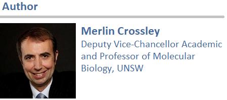 Author Merlin Crossley