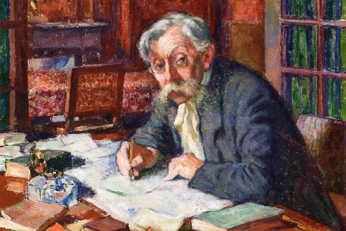 Choosing Words: Emile Verhaeren Writing