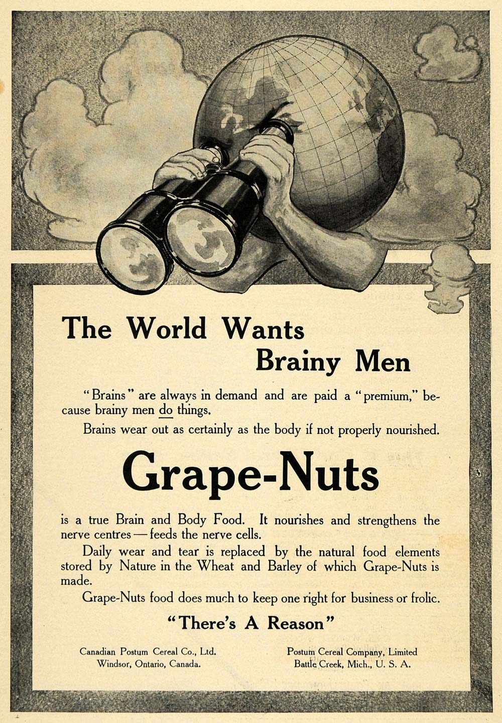Grape-Nuts for Your Brain