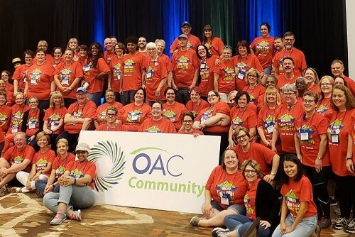 OAC Community at YWM2018