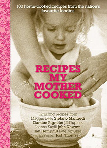 Recipes My Mother Cooked