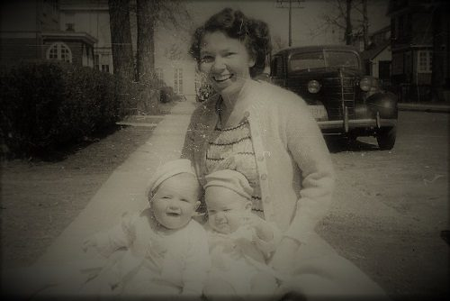 Two Babies, 1948