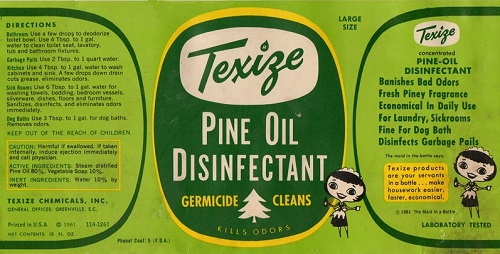 Texize Pine Oil Disinfectant