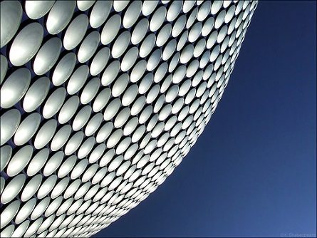 Many Dimensions, Selfridges Birmingham