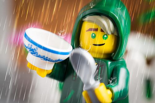 Lego Noodle Bowl