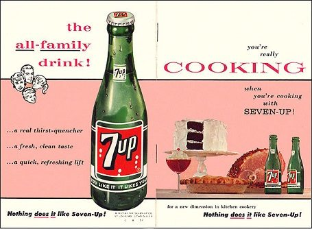 You're Really Cooking with 7-Up