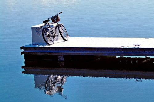Bike on Dock