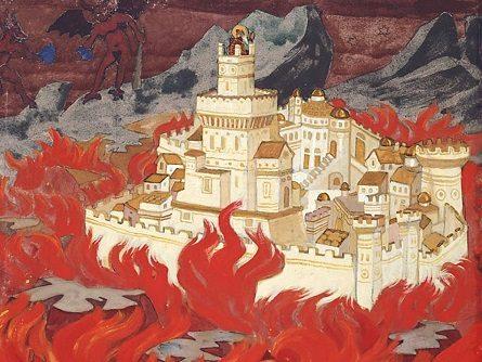 Fairest City – The Anger for Enemies