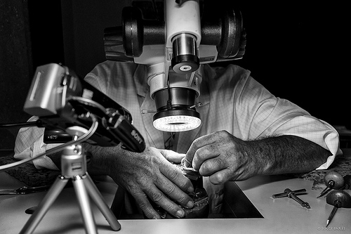 Passion for the Precision of Watchmaking