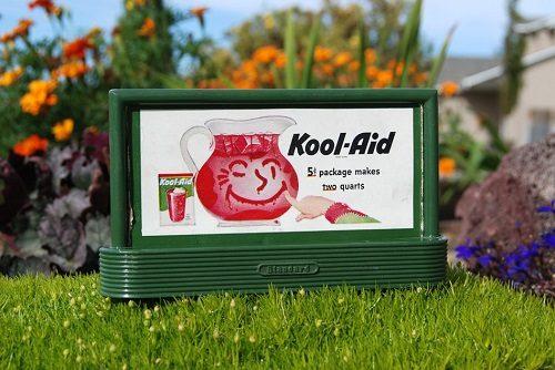 Kool-Aid in the Land of Make Believe