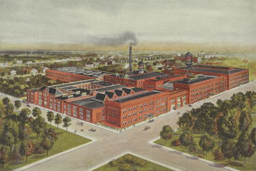 Eli Lilly and Company Headquarters
