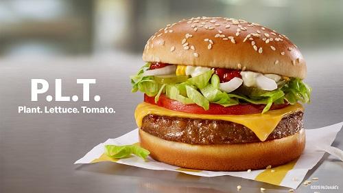 McDonald's P.L.T.
