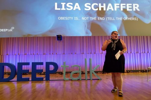 Lisa Schaffer, DEEP Talk