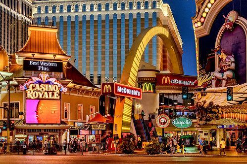 Las Vegas Sensory Overload