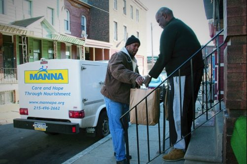 Manna Meal Delivery