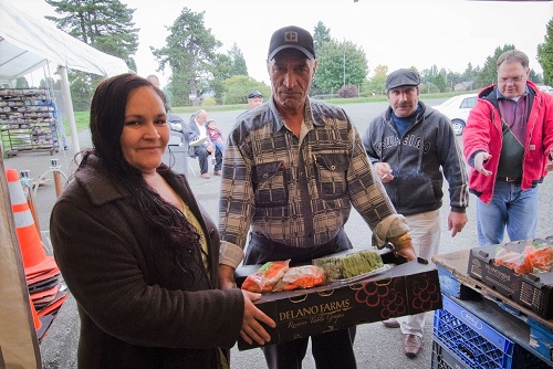 Tukwila, WA, Food Bank
