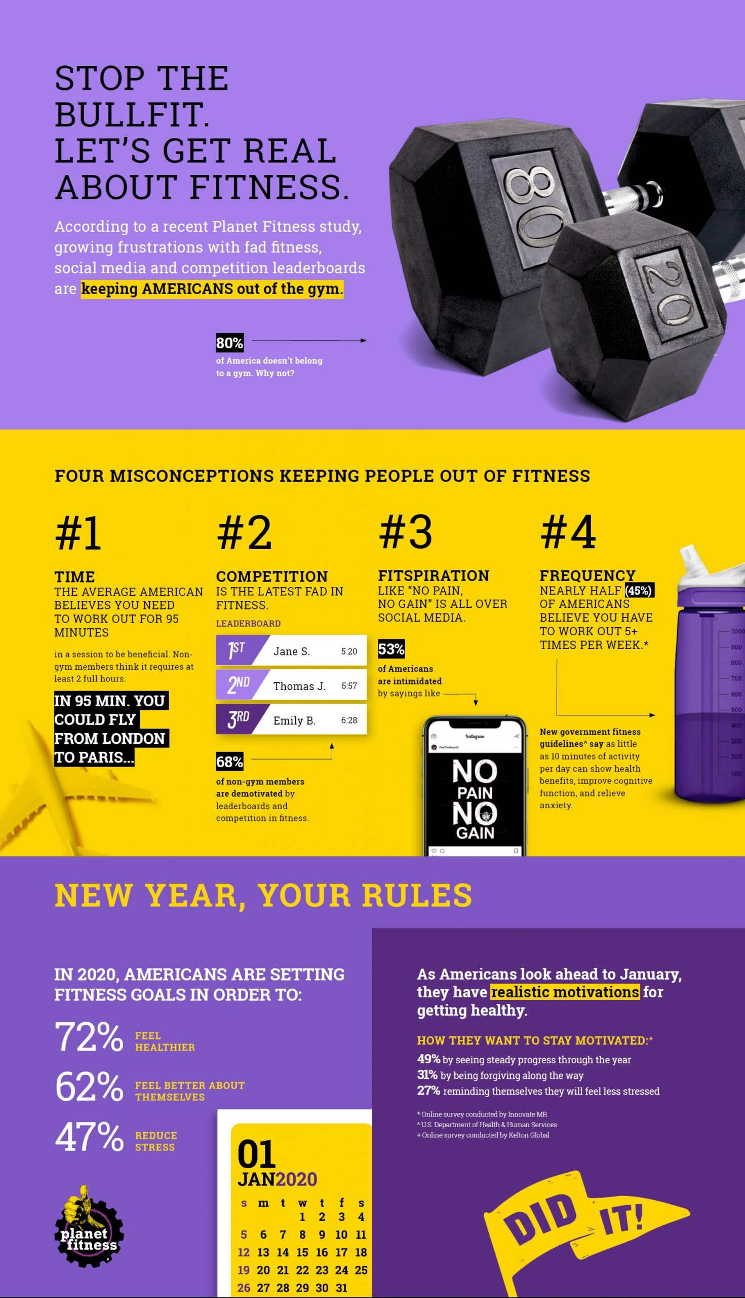 Bullfit Infographic