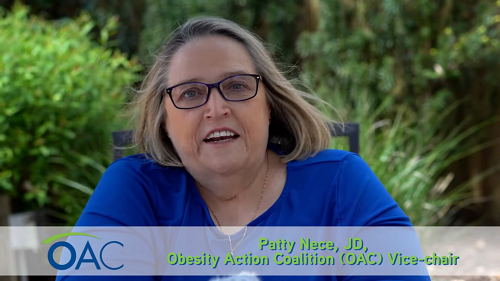 Message from Patty Nece, OAC Vice Chair