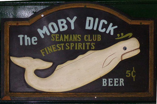 The Moby Dick