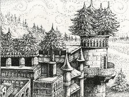 La La Land Castle