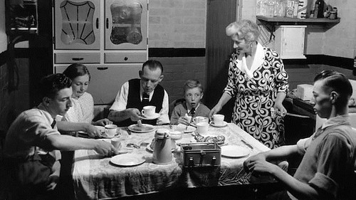 The British Food Environment of the 1950s