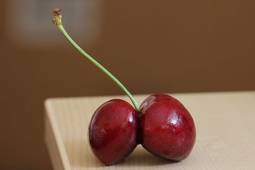 Twin Bing Cherry