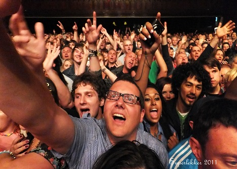 A Morrissey Crowd