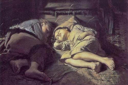 Children Sleeping