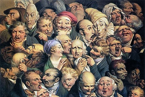 Meeting of Thirty-Five Heads of Expression
