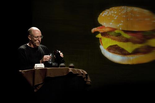 Revenge of the Giant Cheeseburger