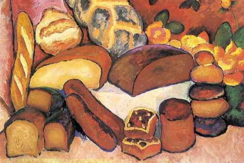 Still Life with Loaves of Bread