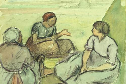 Three Peasant Women