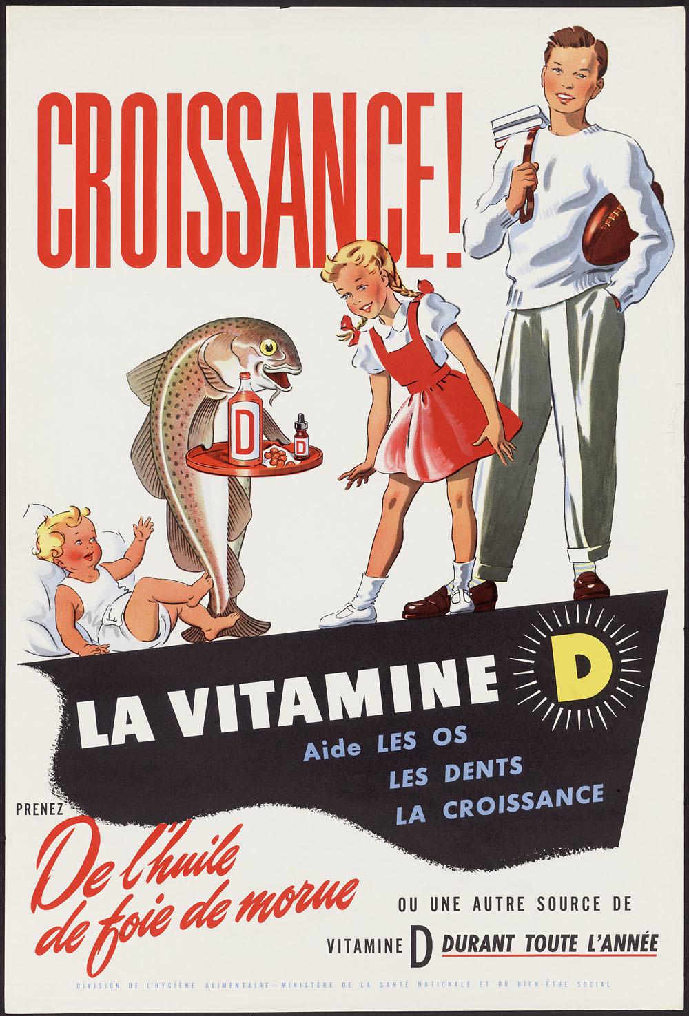 Croissance!
