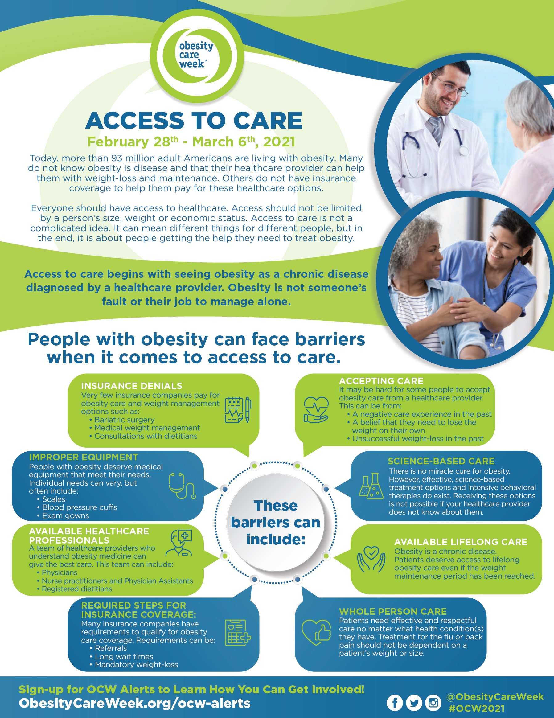 OCW2021 Access to Care