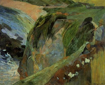 Flutist on the Cliffs