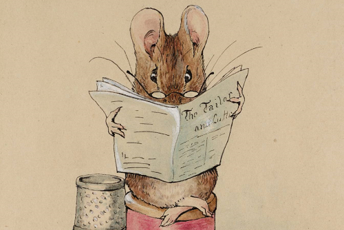 The Tailor Mouse